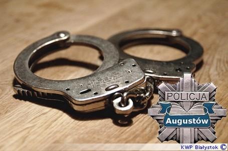 Tymczasowy areszt dla sprawcy kradzieży