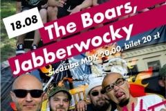 Boars Jabberocky plakat