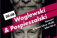 W.P. plakat