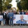 Konferencja prasowa Koalicji Obywatelskiej i Augustowskiej Lewicy